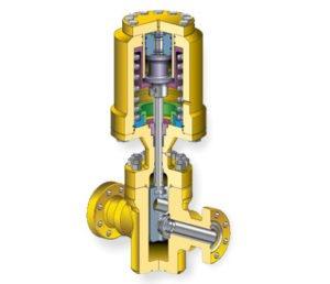 Magnum Subsea Hydraulic Actuator