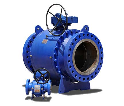 Patented Dual-Seal Ball Valve