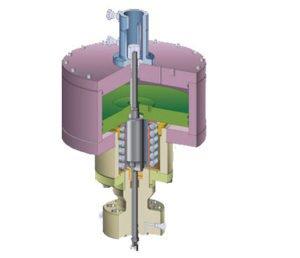 Pneumatic Fail-Safe Actuator