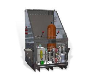 Standard Drilling Choke Control Panel2-1