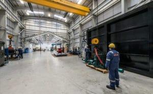 WOM UK Facility Improvements
