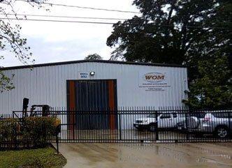 WOM Fairmont Assembly & Repair Facility, Houston, USA