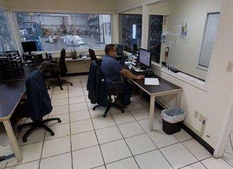 WOM Fairmont Assembly & Repair Facility, Houston, USA