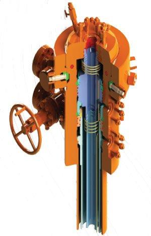 SPII-Compact-Wellhead