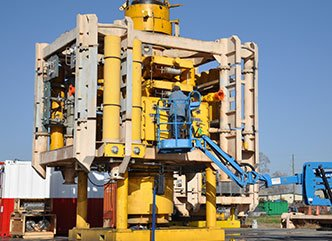WOM Tanner Subsea Facility, Houston, Texas USA