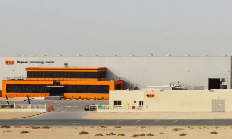 Magnum Technology Center Dubai