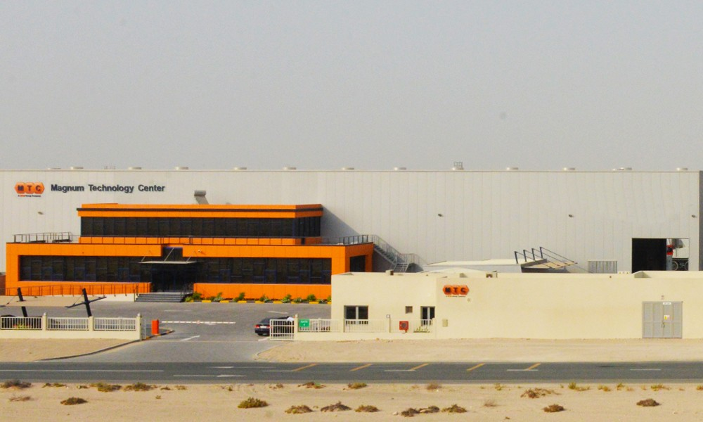 Magnum Technology Center Dubai