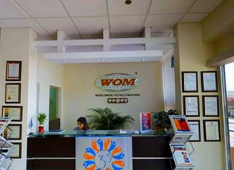 WOM Middle East Dubai, UAE