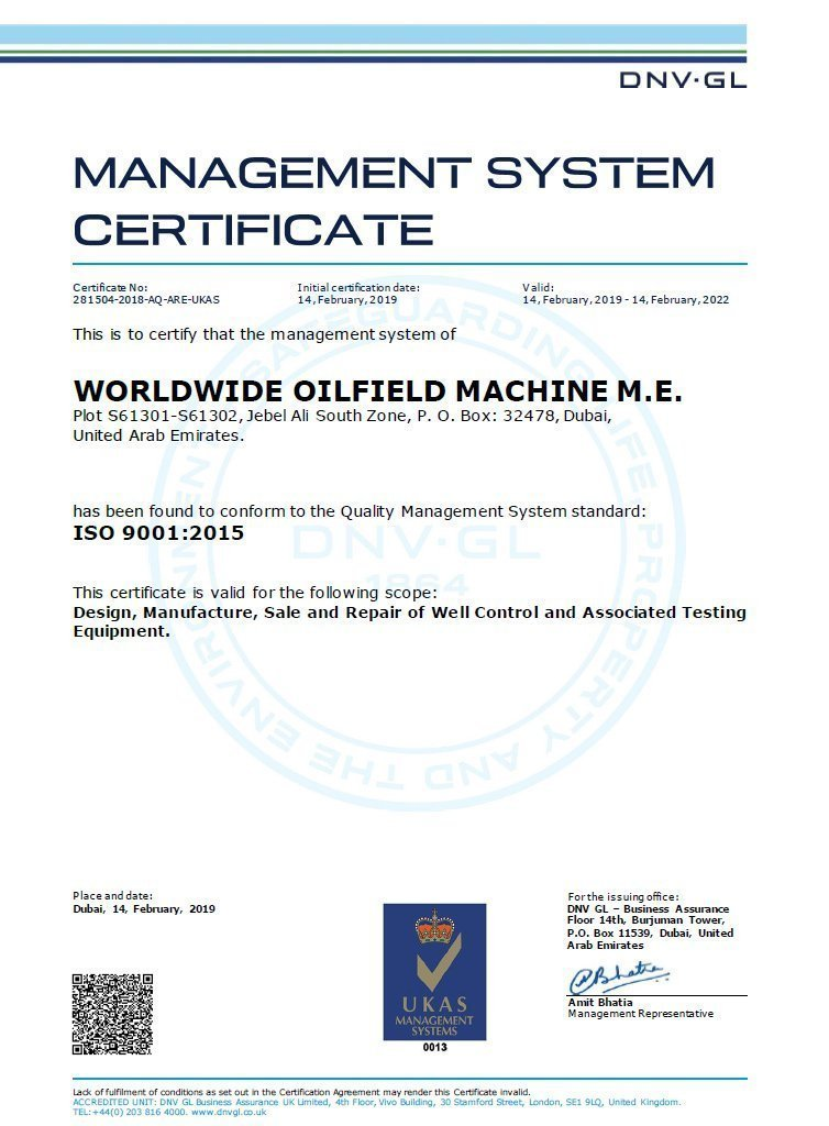 ISO-9001--2015