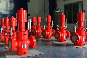 Magnum Gate Valve and Actuator