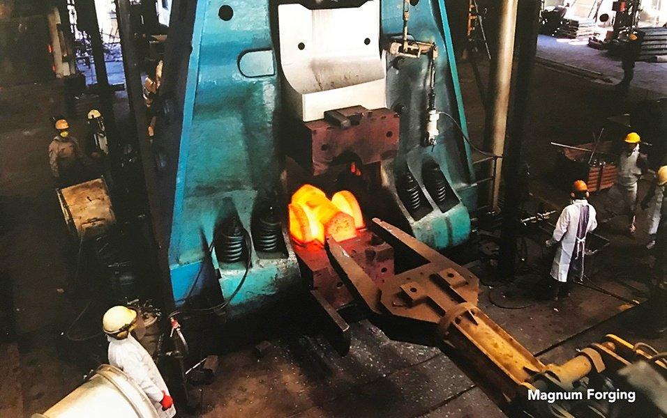 Magnum Forging