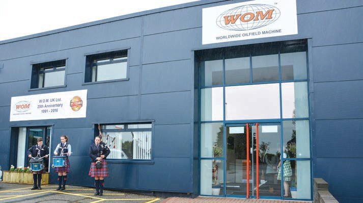 WOM U.K. Celebrates 25 Years with Significant Expansion
