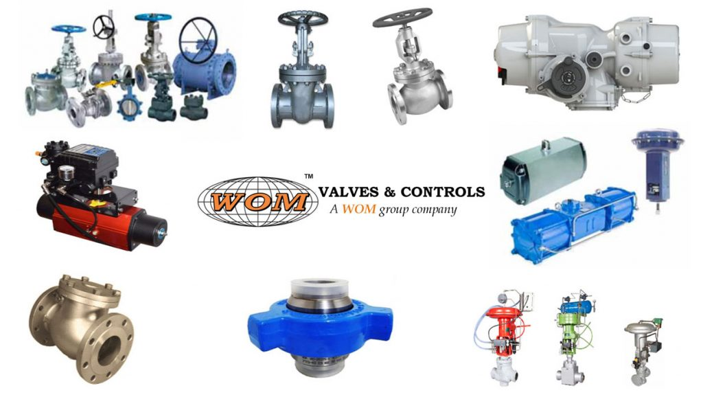 WOM Valves and Controls