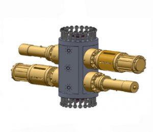 WOM Coil Cutting Valves