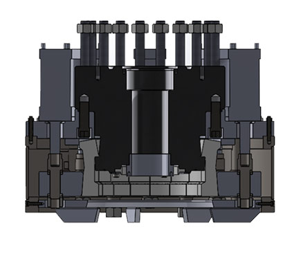 13 5/8-10K High Angle Release Connector (HAR)