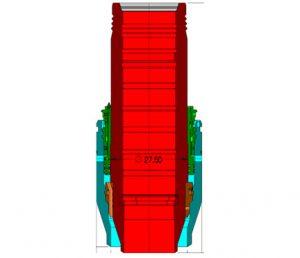 18-3/4 - 10K Subsea Wellhead