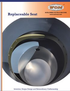 WOM Replaceable Seat