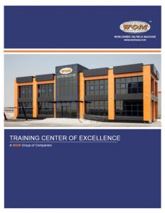 WOM Traning Center Brochure