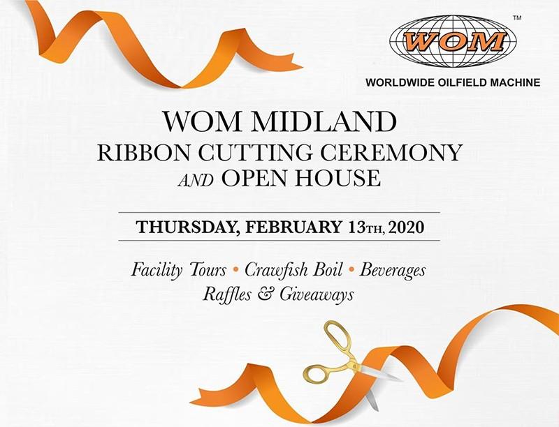 WOM Midland Invitation