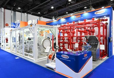ADIPEC 2019 Booth
